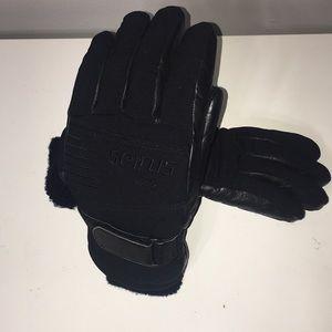 Seirus EX-2 Leather Gloves-Men Used